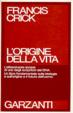 Cover of L'origine della vita