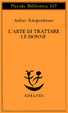 Cover of L'arte di trattare le donne