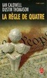 Cover of La Règle de quatre