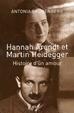 Cover of Hannah Arendt et Martin Heidegger