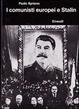 Cover of I comunisti europei e Stalin