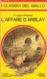 Cover of L'affare d'Arblay
