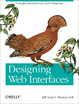 Cover of Designing Web Interfaces