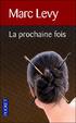 Cover of La prochaine fois