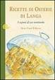 Cover of Ricette di osterie di Langa