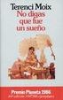 Cover of No digas que fue un sueño