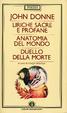 Cover of Liriche sacre e profane - Anatomia del mondo - Duello della morte