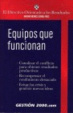 Cover of EQUIPOS QUE FUNCIONAN