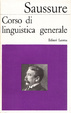 Cover of Corso di linguistica generale