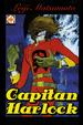 Cover of Capitan Harlock v