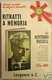 Cover of Ritratti a memoria