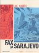 Cover of Fax da Sarajevo