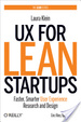 Cover of UX for Lean Startups