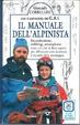 Cover of Il manuale dell'alpinista