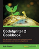 Cover of CodeIgniter 2 Cookbook