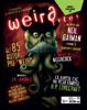Cover of Weird Tales, 1