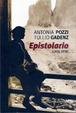 Cover of Epistolario (1933-1938)