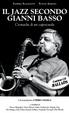 Cover of Il jazz secondo Gianni Basso