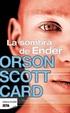 Cover of La sombra de Ender