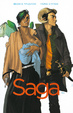 Cover of Saga 01