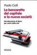Cover of La bancarotta del capitale e la nuova società