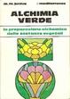 Cover of Alchimia verde