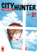 Cover of City Hunter vol. 21