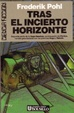 Cover of Tras el incierto horizonte