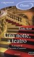 Cover of Una notte, a teatro