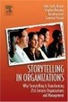 Cover of Storytelling in Organizations