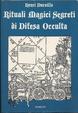 Cover of Rituali magici segreti di difesa occulta
