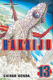 Cover of Hakaiju, Tome 13