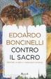 Cover of Contro il sacro