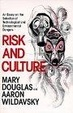 Cover of Risk and Culture