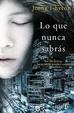 Cover of Lo que nunca sabrás