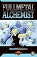 Cover of FullMetal Alchemist 08