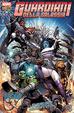 Cover of Guardiani della Galassia #38