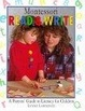 Cover of Montessori Read and Write