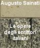 Cover of Le opere degli scrittori italiani - volume 1
