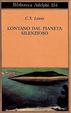 Cover of Lontano dal pianeta silenzioso