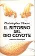 Cover of Il ritorno del dio Coyote