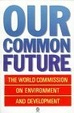 Cover of Our Common Future