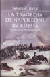 Cover of La tragedia di Napoleone in Russia