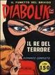 Cover of Diabolik #1 - Il re del terrore