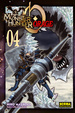 Cover of Monster Hunter Orage #4 (de 4)