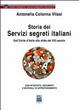 Cover of Storia dei servizi segreti italiani. Dall'unità d'Italia alle sfide del XXI secolo