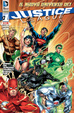 Cover of Justice League n. 1