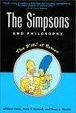 Cover of The Simpsons and Philosophy