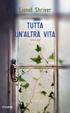 Cover of Tutta un'altra vita