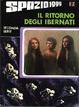 Cover of Il ritorno degli ibernati